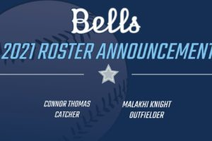 Local Outfielder Knight and Talented Catcher Thomas Join the Bells