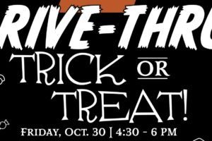 Bells to Host Drive-Thru Trick or Treat Event