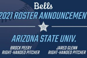 Pair of ASU Pitchers to Join Bells