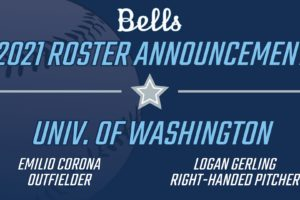 Duo from UW to Join the Bells Ahead of the 2021 Season