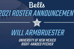 Bells Start 2021 Roster Release with 2019 Returner