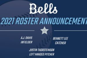 Talented Trio Joins the Bells