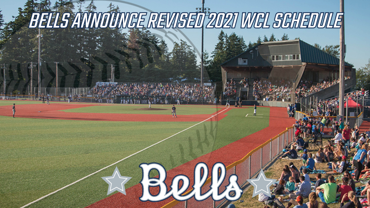 Bells Announce Revised 2021 Schedule, Add Two Home Games