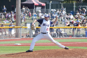 Bells Fall in Final Game to Victoria