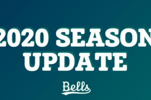 2020 Season Update