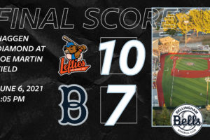 Lefties Take the Rubber Match in Extra Inning Battle