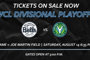Bells Qualify for WCL Divisional Playoff, Tickets for Saturday 8/14 on Sale Now